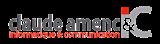 Logo ClaudeAmenc I&C petit fond transparent